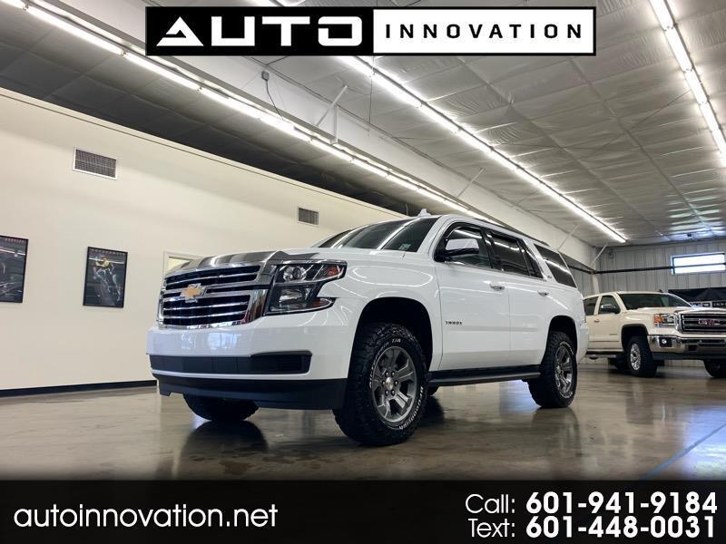 2018 Chevrolet Tahoe 4WD