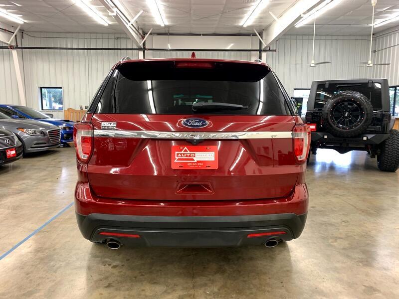 2017 Ford Explorer XLT RWD