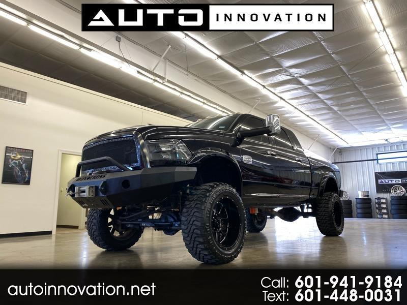 2012 Dodge Ram 2500 Longhorn Mega Cab 4WD