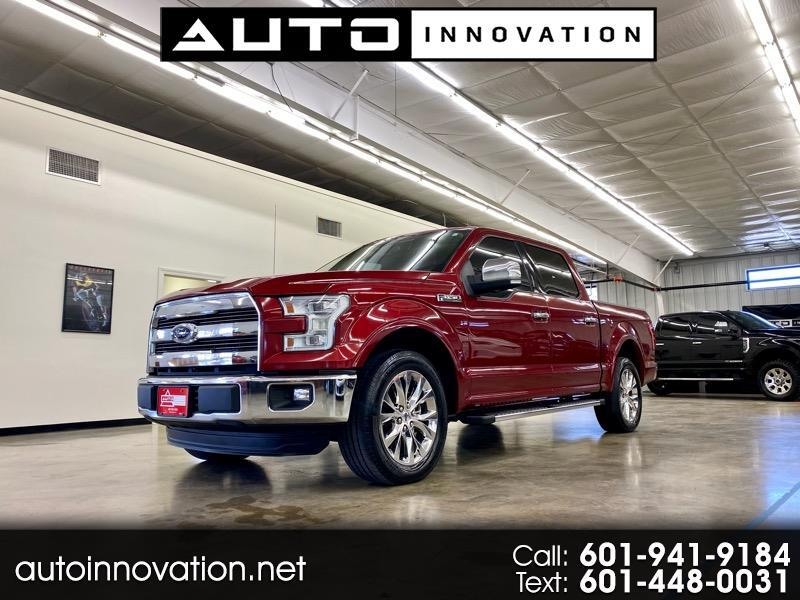 Ford F-150 Lariat SuperCrew 2WD 2015