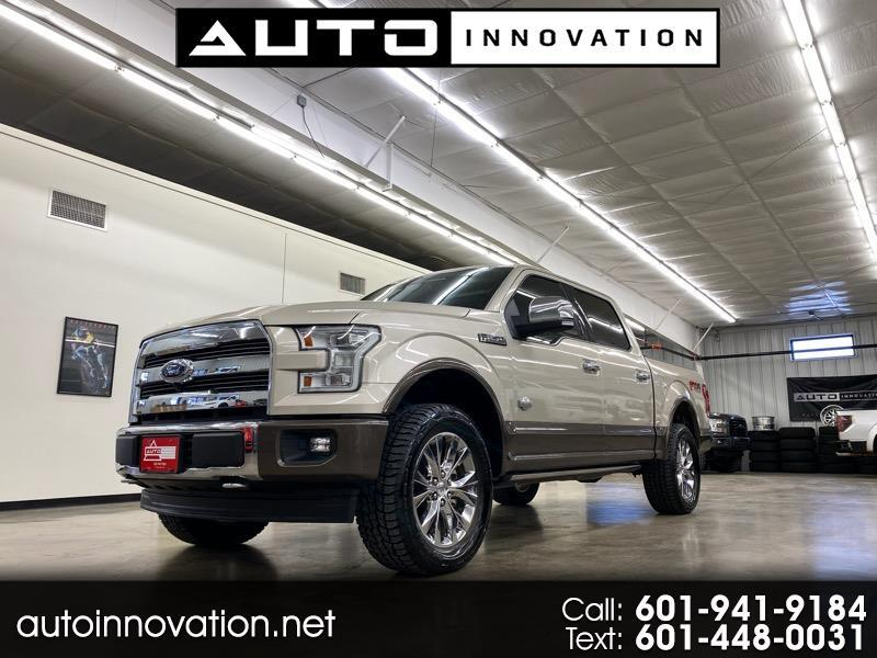 Ford F-150 King Ranch SuperCrew 4WD 2017