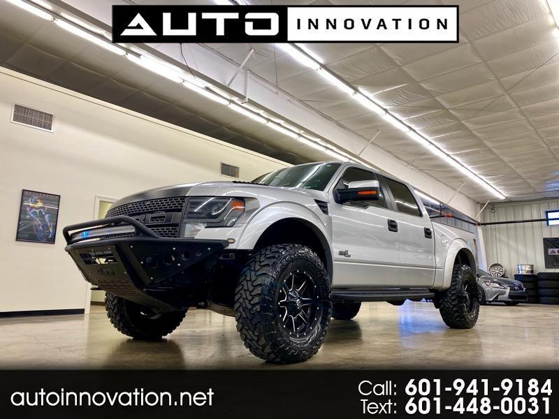 Ford F-150 SVT Raptor 2013