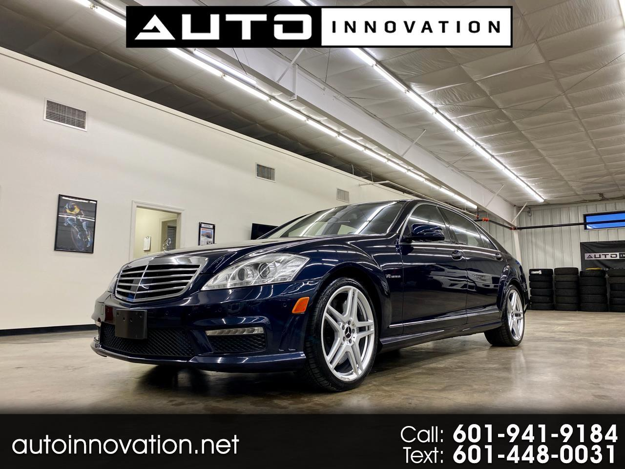 Mercedes-Benz S-Class 4dr Sdn S 63 AMG RWD 2013