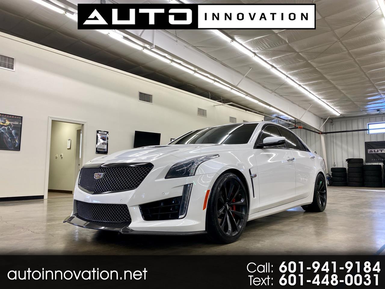 Cadillac CTS-V Sedan 4dr Sdn 2016