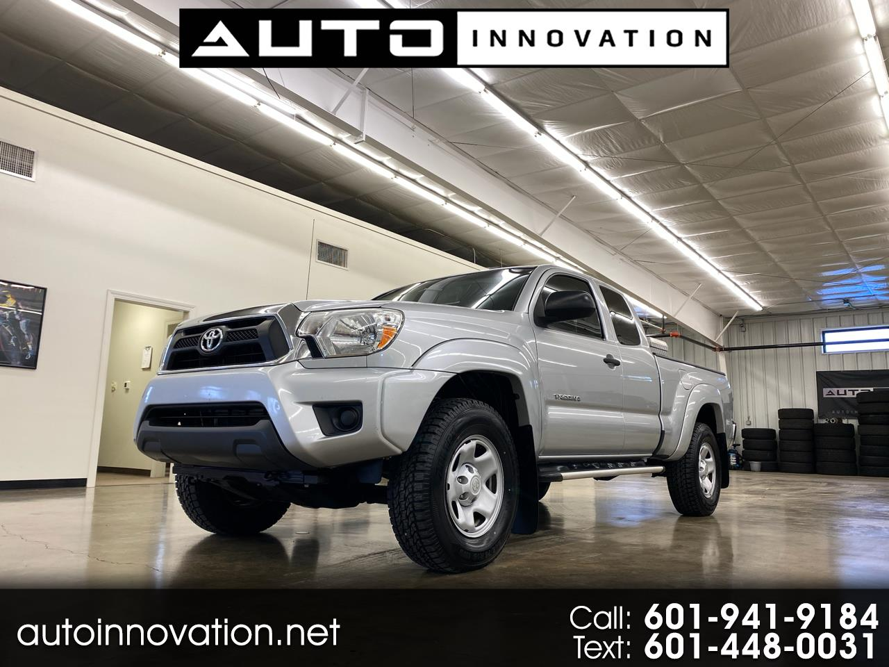 Toyota Tacoma PreRunner Access Cab 2WD 2012