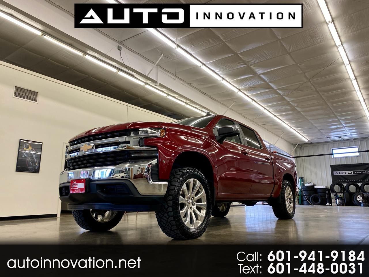 Chevrolet Silverado 1500 2LT Crew Cab 4WD 2020