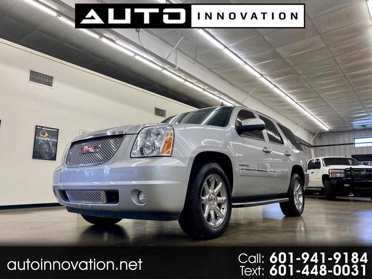 GMC Yukon 2WD 4dr 1500 Denali 2013