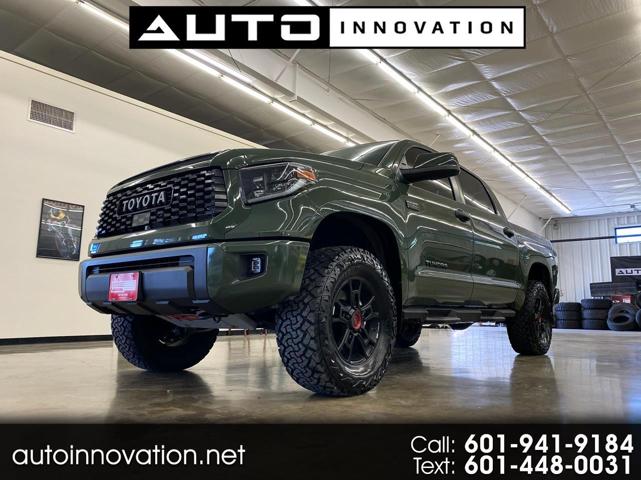 Toyota Tundra 4WD  2020