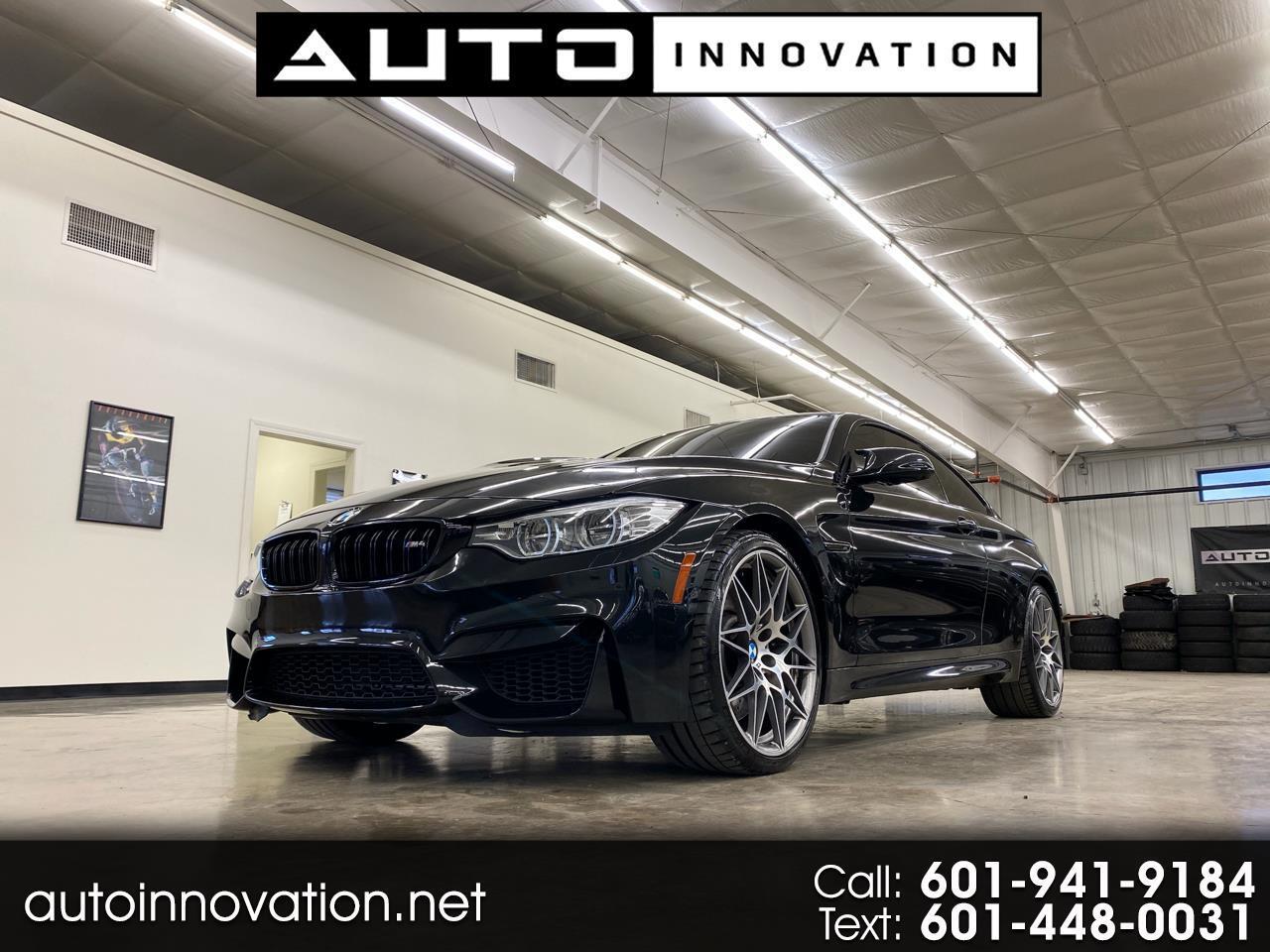 BMW M4 2dr Cpe 2016