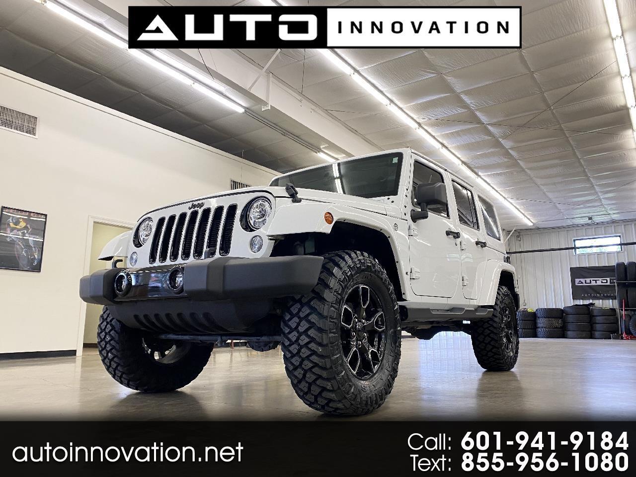 Jeep Wrangler Altitude 4x4 2018