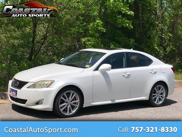 2007 Lexus IS IS 350