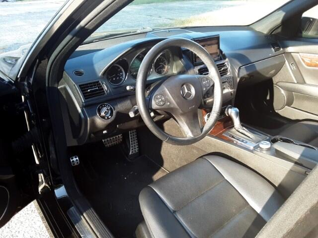 2010 Mercedes-Benz C-Class C300 4MATIC Sport Sedan