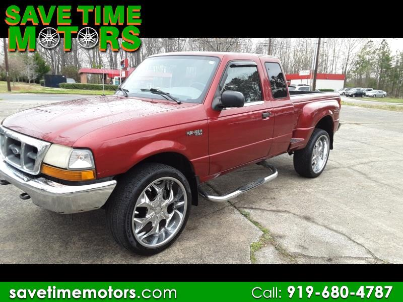 1999 Ford Ranger  for sale VIN: 1FTZR15V5XTB10753