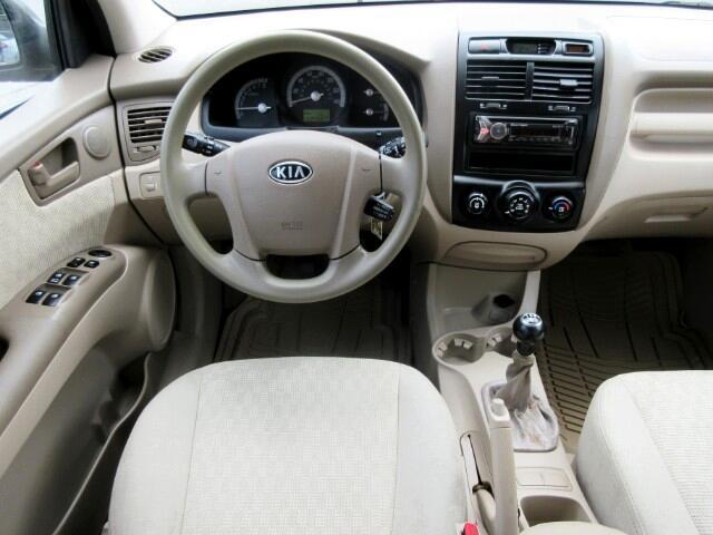 2008 Kia Sportage LX I4 2WD