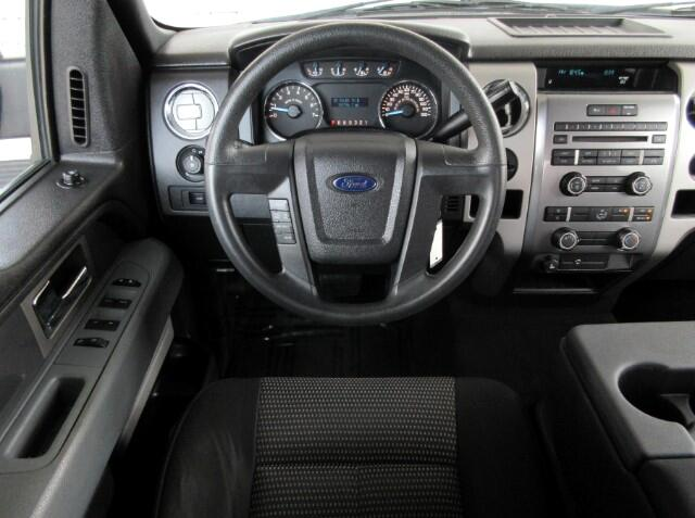 2011 Ford F-150 XLT SuperCab 6.5-ft. Bed 2WD