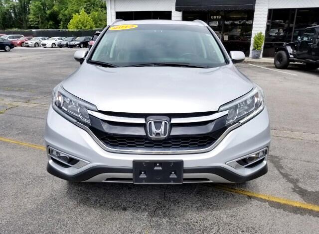 2015 Honda CR-V EX-L 4WD