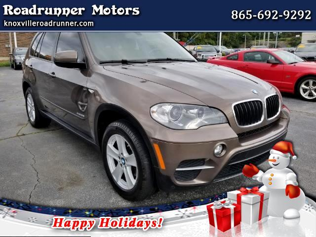 2012 BMW X5 AWD 4dr xDrive35i Sport Activity