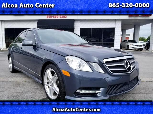 2013 Mercedes-Benz E-Class E350 Luxury Sedan