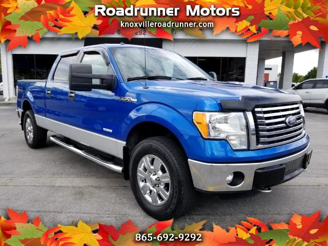 """2011 Ford F-150 4WD SuperCab 133"""" FX4"""