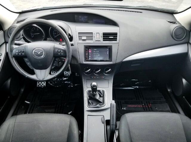 2012 Mazda MAZDA3 i Touring 4-door