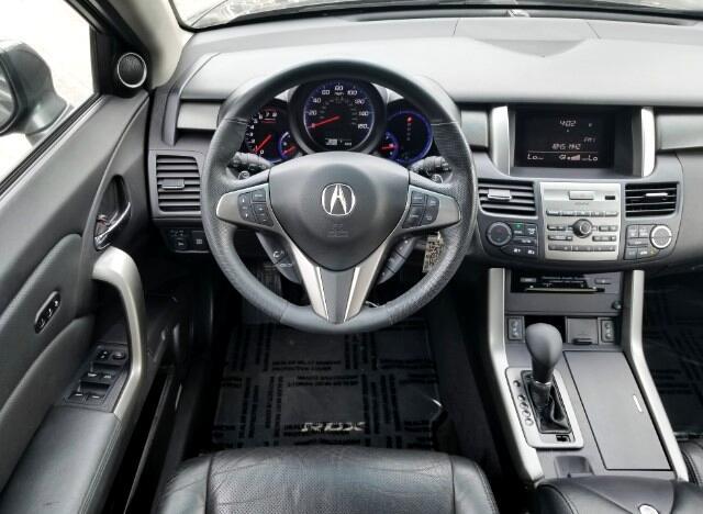 2011 Acura RDX 5-Spd AT