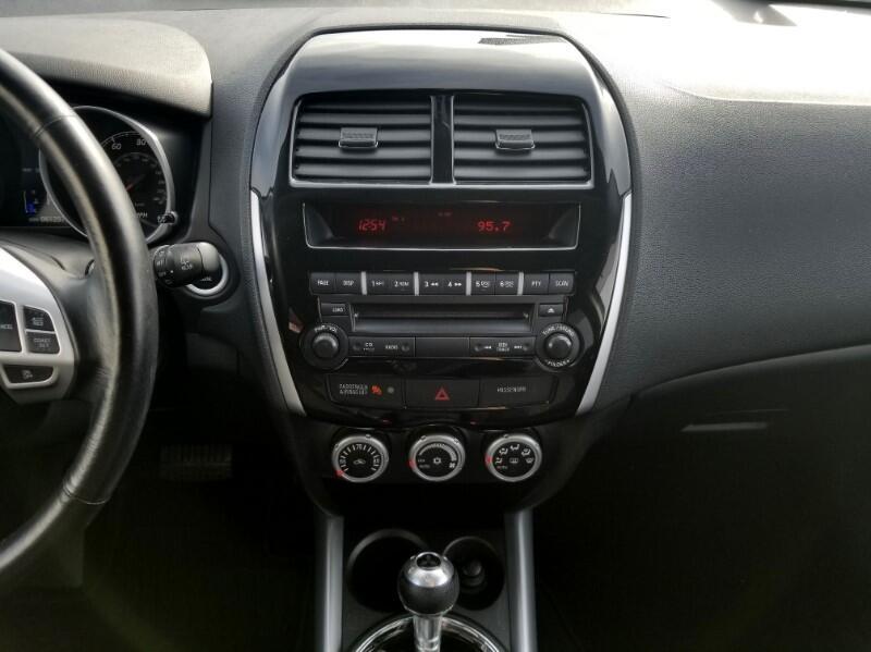 2011 Mitsubishi Outlander Sport AWD 4dr CVT SE