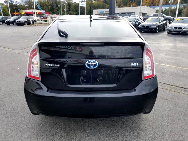 2012 Toyota Prius 5dr HB II (Natl)