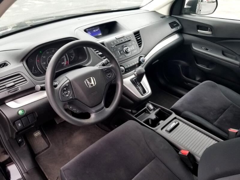 2012 Honda CR-V LX 2WD 5-Speed AT