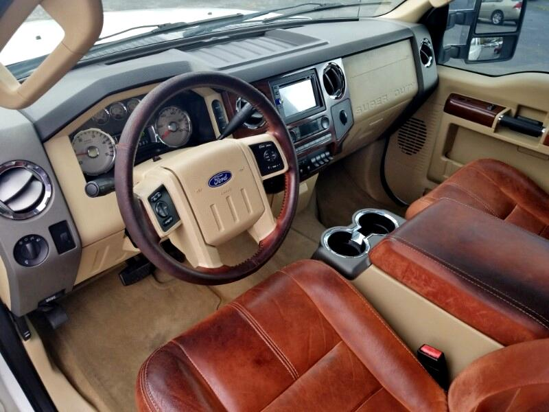2008 Ford F-250 SD King Ranch 4WD