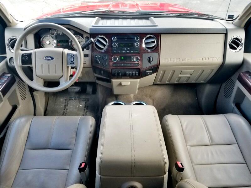 2009 Ford F-250 SD FX4 Crew Cab 4WD