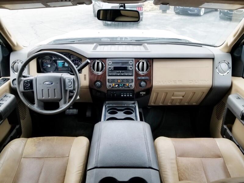 2011 Ford F-350 SD Lariat Crew Cab 4WD