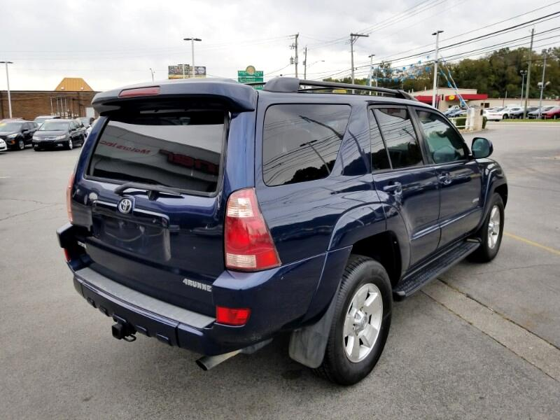 2005 Toyota 4Runner Limited V6 2WD