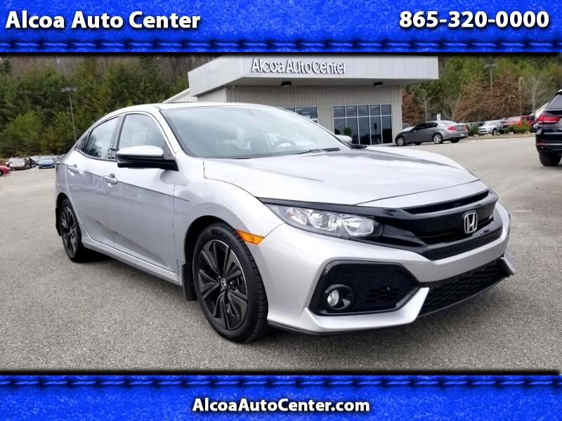 2017 Honda Civic EX-T Sedan CVT