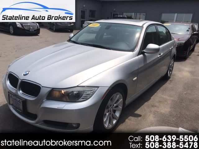 2011 BMW 3-Series 328i xDrive Sedan - SULEV