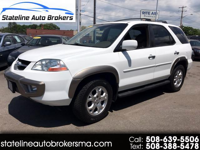 2002 Acura MDX 4dr SUV AT Touring