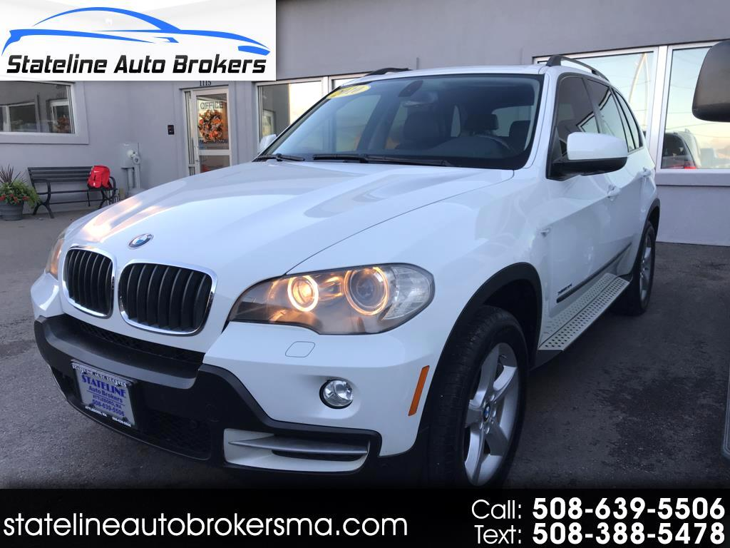 2010 BMW X5 AWD 4dr 35i Sport Activity