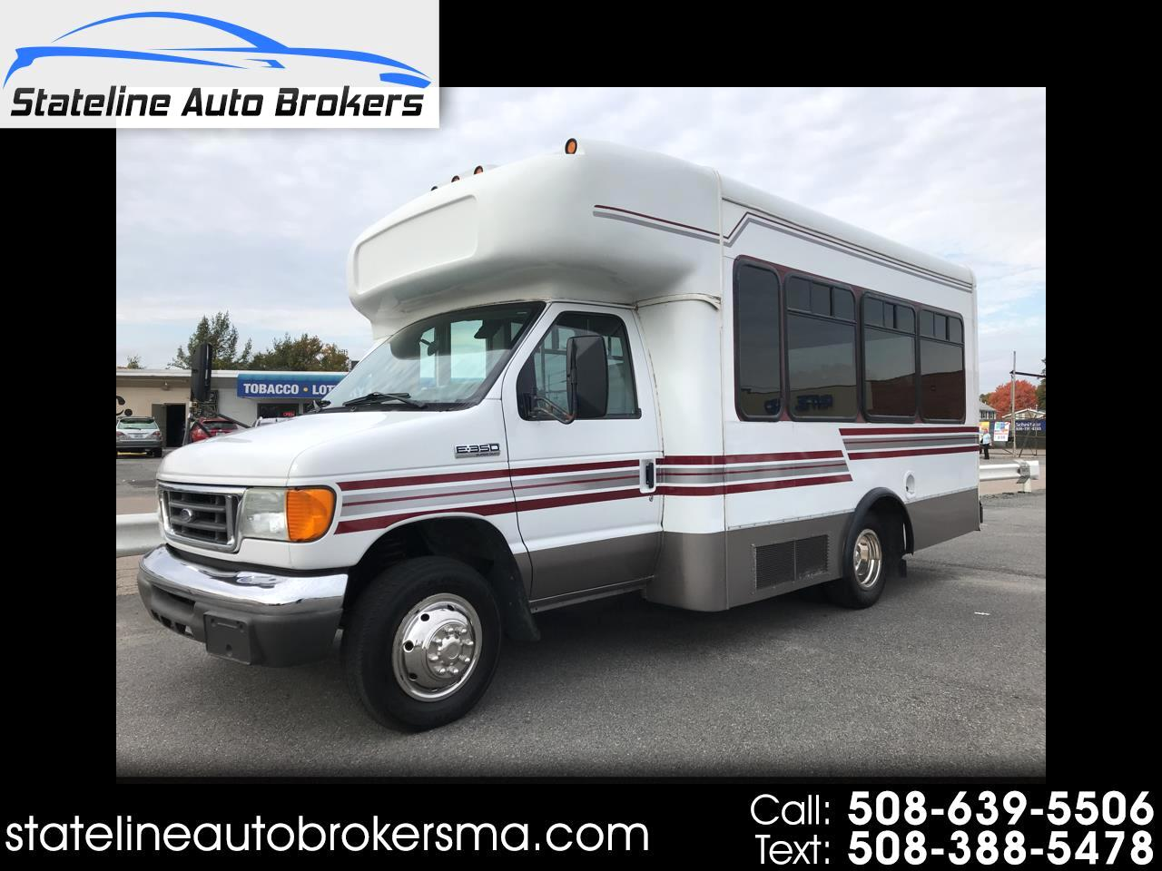 2006 Ford Econoline Commercial Cutaway E-350 Super Duty 158