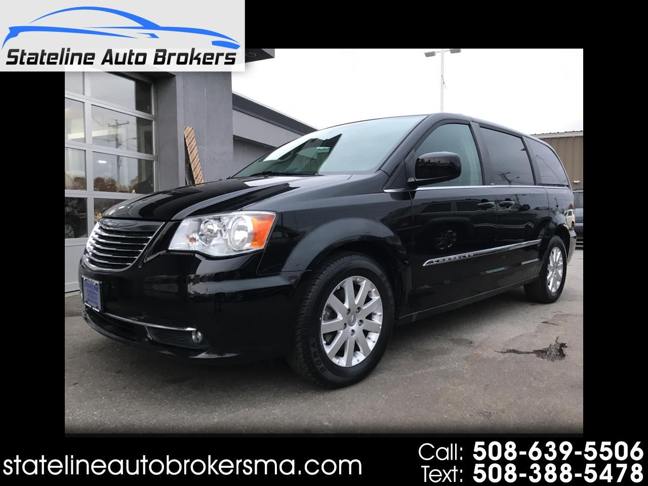 2014 Chrysler Town & Country 4dr Wgn Touring w/Leather