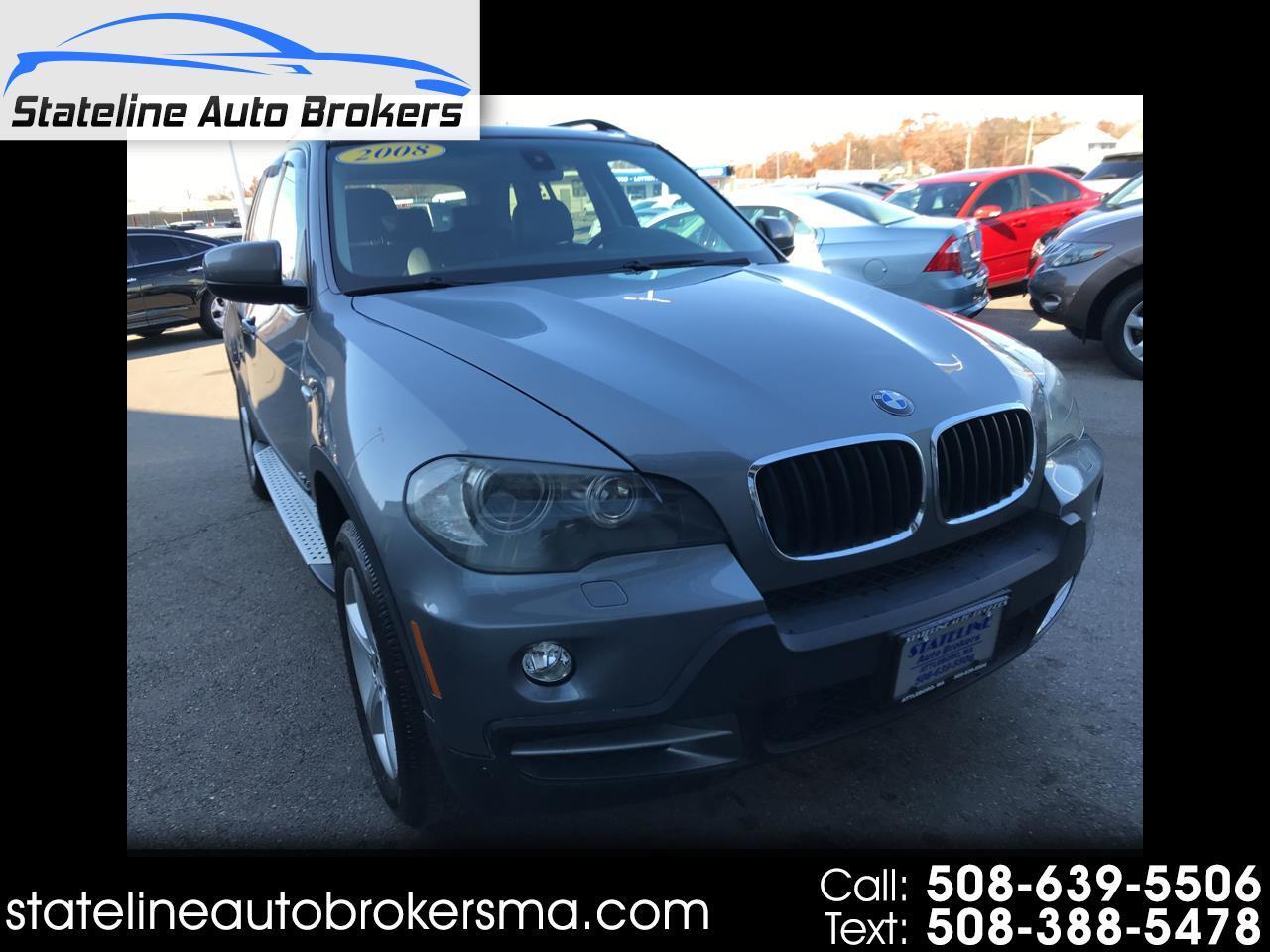 2008 BMW X5 AWD 4dr 3.0si