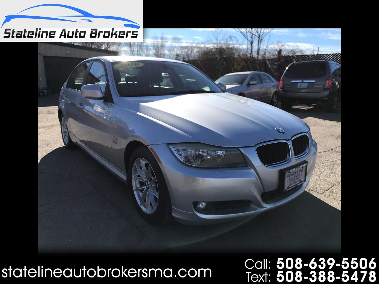 2010 BMW 3 Series 325xi 4dr Sdn AWD