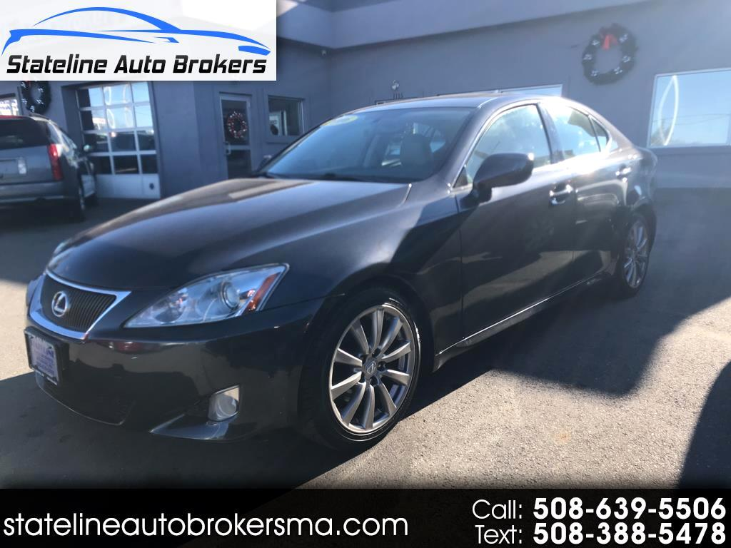 2006 Lexus IS 250 4dr Sport Sdn Auto