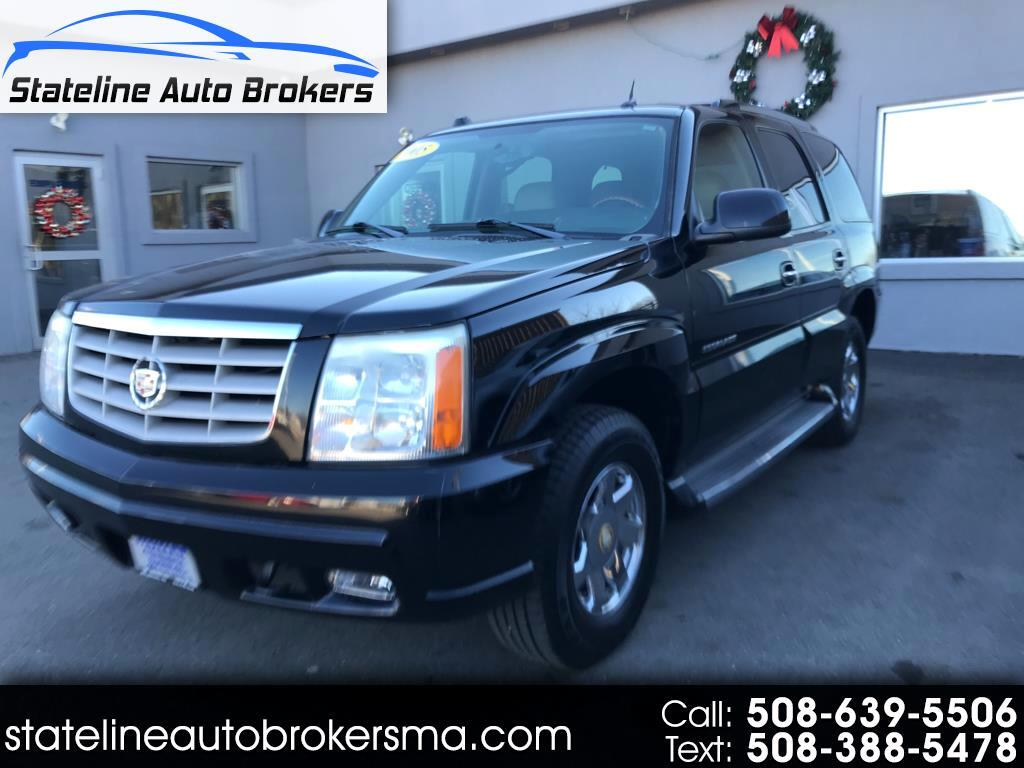 2005 Cadillac Escalade 4WD 4dr Premium Collection