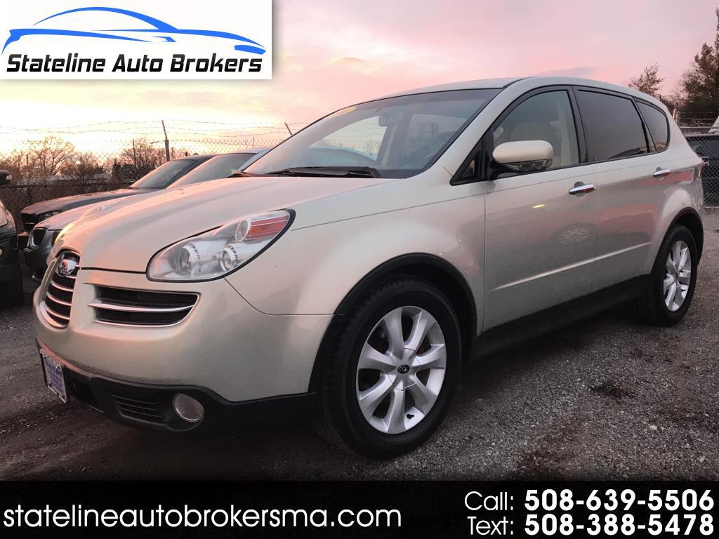 2006 Subaru B9 Tribeca AWD 4dr 5-Pass Ltd Beige Int