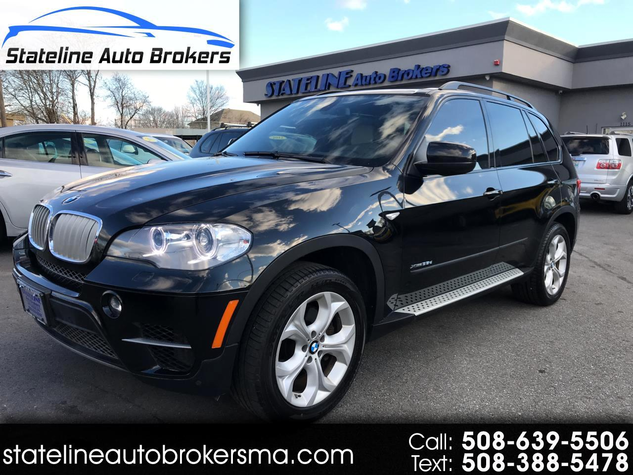 2011 BMW X5 AWD 4dr xDrive35d