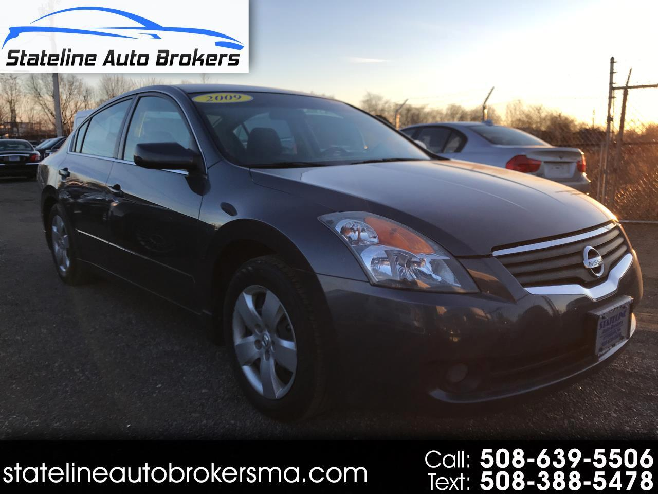 2008 Nissan Altima 4dr Sdn 2.5 Manual