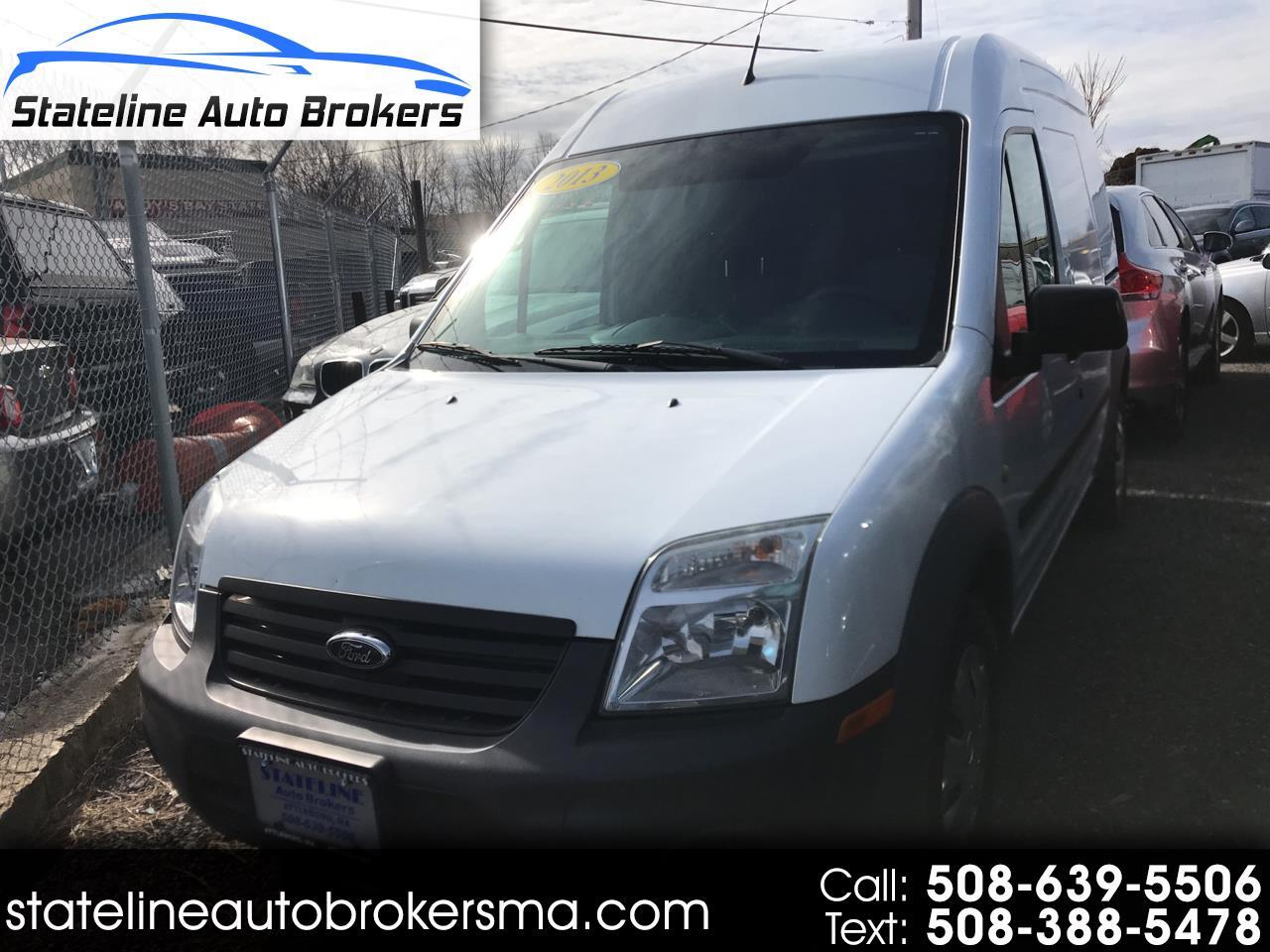 "2013 Ford Transit Connect 114.6"" XL w/o side or rear door glass"