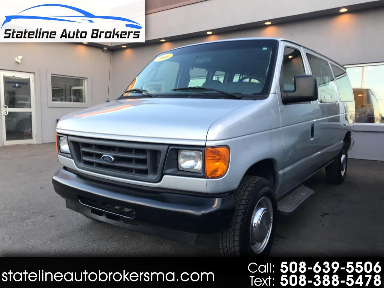 2006 Ford Econoline Wagon E-350 Super Duty XL