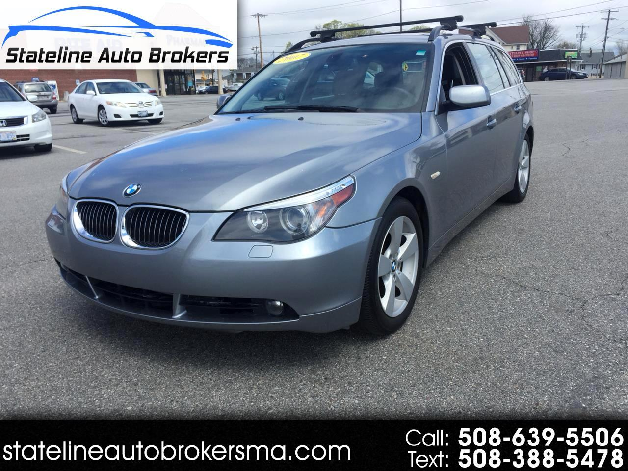 2007 BMW 5 Series 4dr Sports Wgn 530xiT AWD