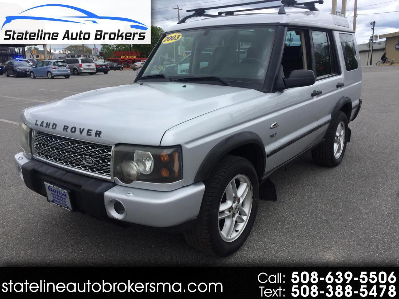 2003 Land Rover Discovery 4dr LE