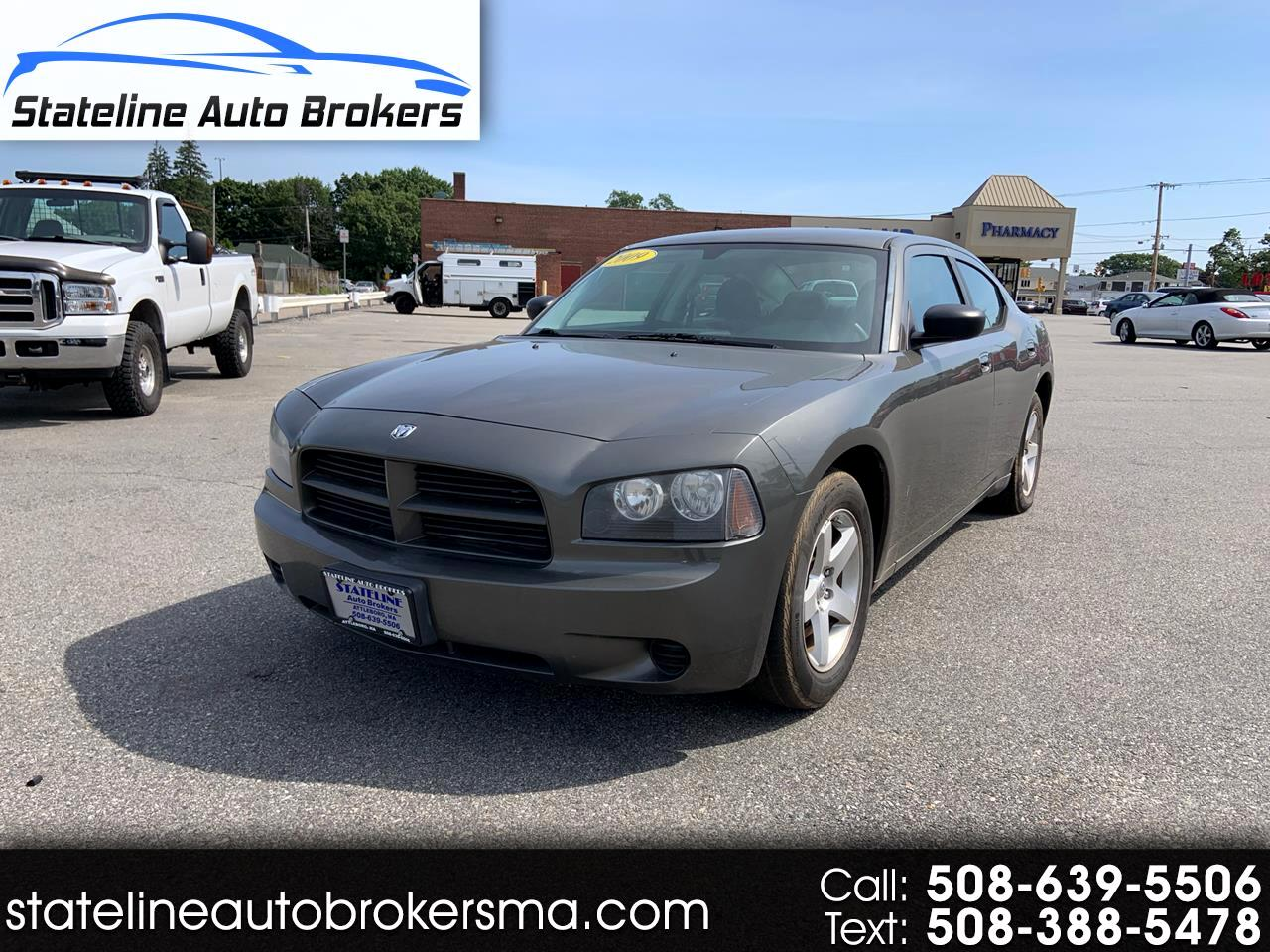 Dodge Charger 4dr Sdn SE RWD 2009